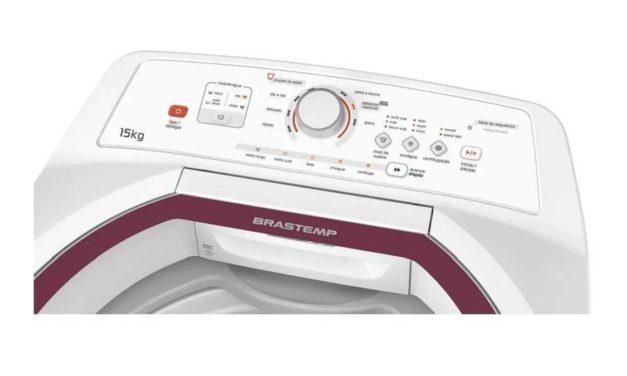 Solução de problemas lavadora de roupas Brastemp 15 Kg – BWK15