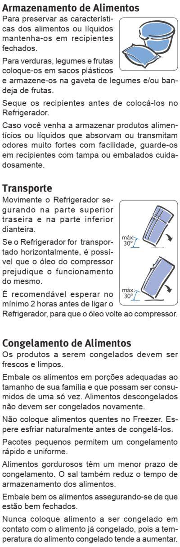 Geladeira Electrolux IF55  - dicas e conselhos 2