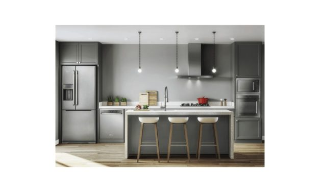 Medidas da geladeira Electrolux 538L Multidoor DM86V
