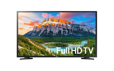 Medidas Smart TV Samsung 43 pol FHD – J5290 43″