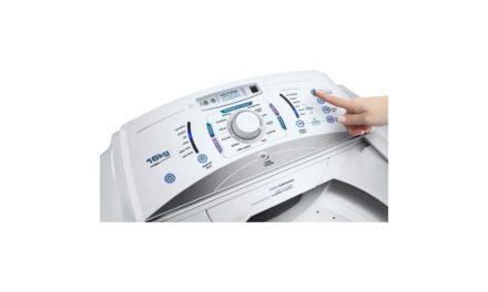 Como limpar lavadora de roupas Electrolux 16 Kg – LBU16