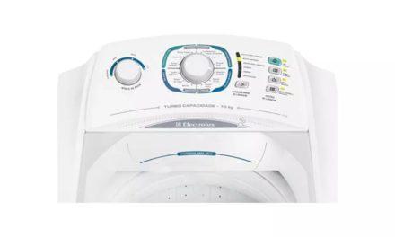 Manual da lavadora de roupas Electrolux 10 Kg – LTC10