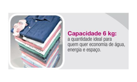Como usar lavadora roupas Electrolux 6 Kg – LTD06
