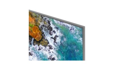 Medidas Smart TV Samsung 55 pol UHD 4K – NU7400 55″
