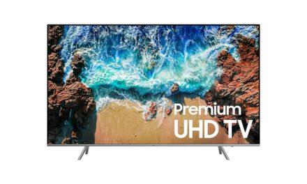 Medidas Smart TV Samsung 82 pol UHD 4K – NU8000 82