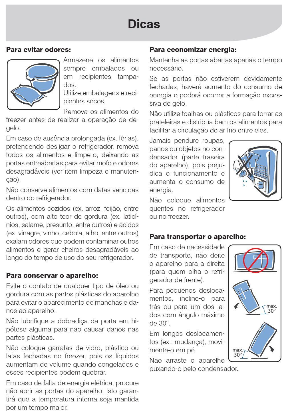 Geladeira Electrolux RFE39 - dicas e conselhos 1