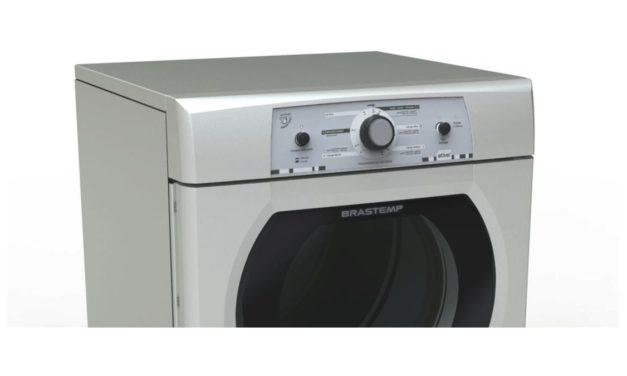 Solução de problemas secadora Brastemp 10 Kg – BSX10