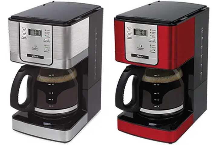 Como usar a cafeteira elétrica Oster - BVSTDC4401