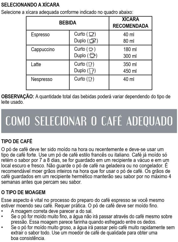 Cafeteira elétrica Oster - BVSTEM6701 - usando produto 3