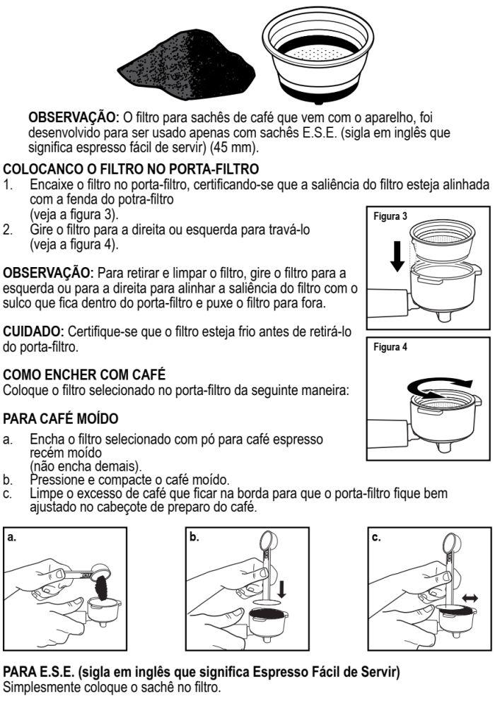 Cafeteira elétrica Oster - BVSTEM6701 - usando produto 5