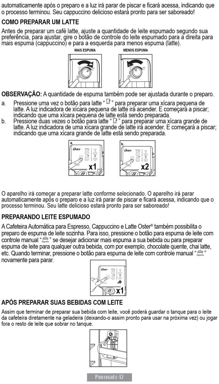 Cafeteira elétrica Oster - BVSTEM6701 - usando produto 9