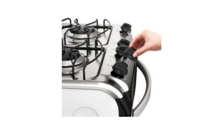 Como usar fogão Electrolux 4 bocas de piso – 52LBU