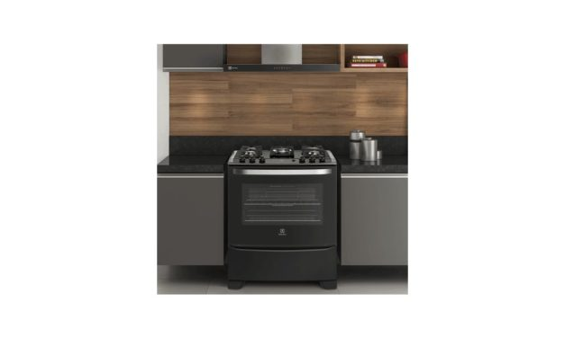 Dicas de uso do fogão Electrolux 5 bocas de piso – 76UPV