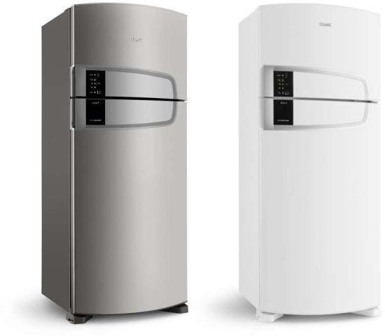 Como instalar a geladeira Consul - CRM52