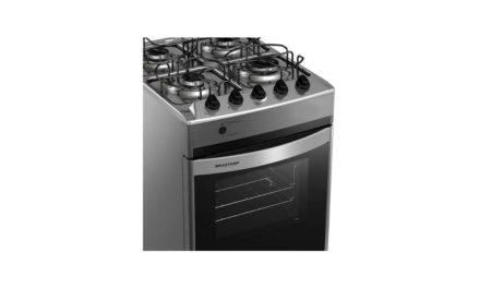 Manual do fogão Brastemp 4 bocas de piso – BFO4NAR