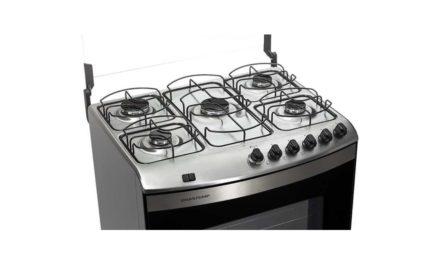 Manual do fogão Brastemp 5 bocas de piso – BFS5NBR