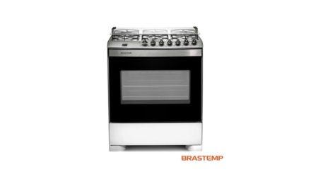 Conhecendo fogão Brastemp 6 bocas de piso – BFS6NBB