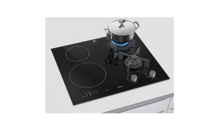 Manual do cooktop indução e gás Electrolux – IE60H