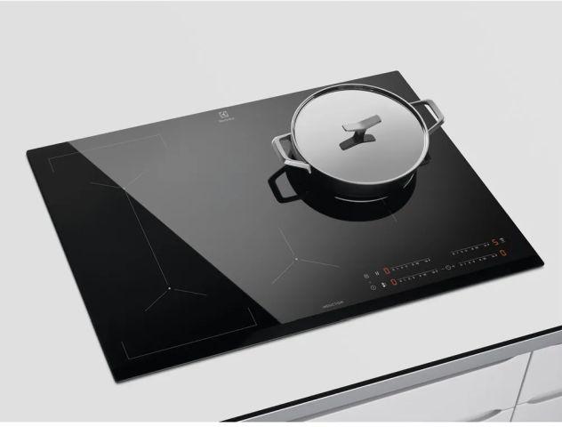 Cooktop de indução Electrolux IE80P - como limpar produto