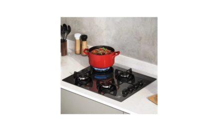 Manual do cooktop a gás Electrolux 4 bocas – KE4TP