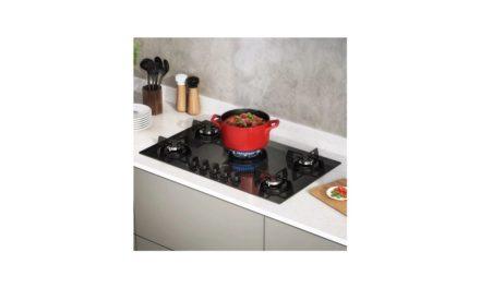 Conhecendo cooktop a gás Electrolux 5 bocas – KE5GP