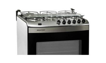 Manual do fogão Brastemp 5 bocas de piso – BFS5NBB