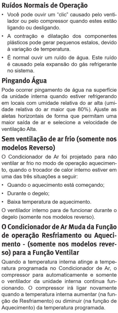 Ar condicionado Electrolux vi-ve - como limpar 5