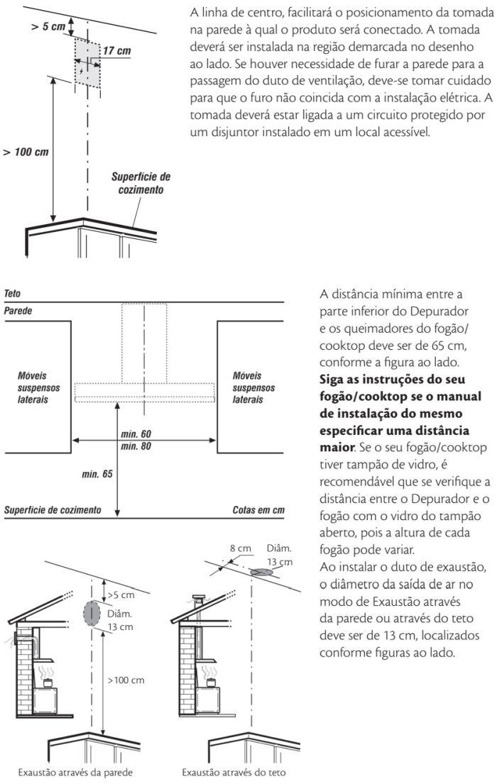 Depurador de ar Consul id3 - instalando produto 3
