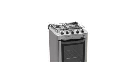 Manual do fogão Esmaltec de piso Ágata 4 bocas – 4062