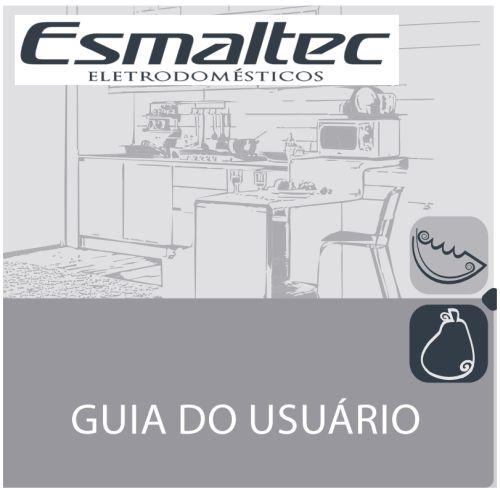 Geladeira Esmaltec - capa manual