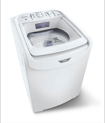 Lavadora de roupas Electrolux - solução de problemas