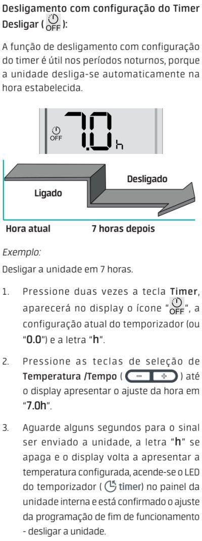 Ar condicionado Springer Midea AirVolution Inverter - como usar 10