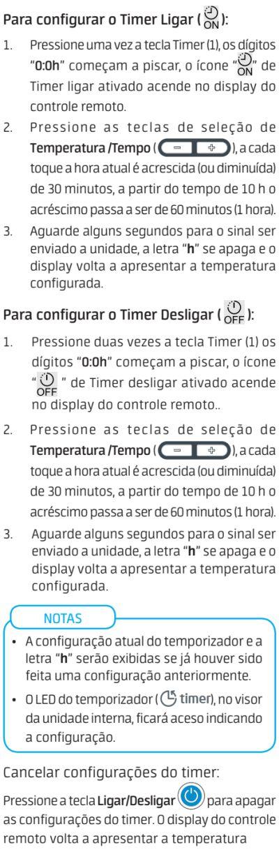 Ar condicionado Springer Midea AirVolution Inverter - como usar 8
