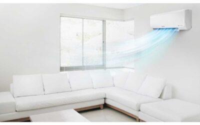 Medidas do Ar Condicionado Samsung Wind Free Q/F 22000 Btu