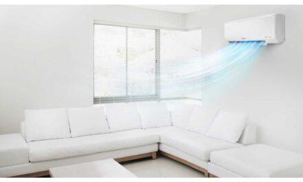 Medidas do Ar Condicionado Split Samsung Wind Free Frio 12000 Btu