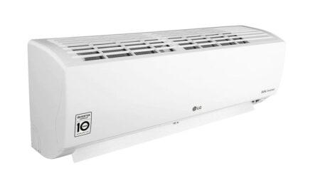 Medidas do ar condicionado LG dual inverter Compact 12000 BTU Frio