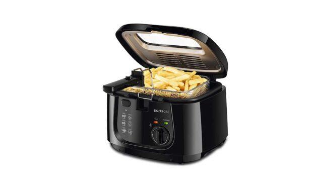 Como limpar fritadeira elétrica Mondial Big Fry – FT-07
