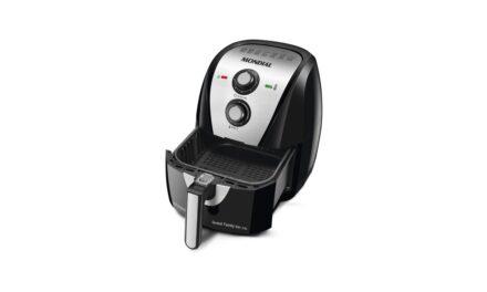 Conhecendo fritadeira elétrica Mondial 5,5L – AF-55i