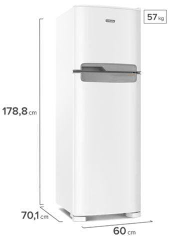 Manual Da Geladeira Continental 370 Litros Tc41 Eletro Home