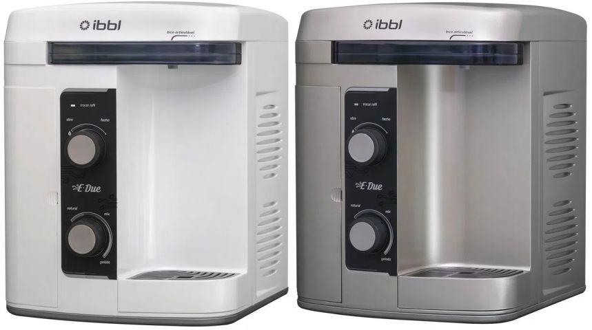 Informações de segurança do Purificador de água IBBL