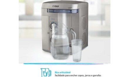 Manual do purificador de água Ibbl evo immaginare