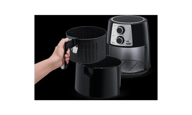 Como usar Fritadeira sem óleo Midea – FR_3 – Parte 1