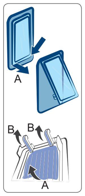 Geladeira Electrolux DF36 - como limpar 1