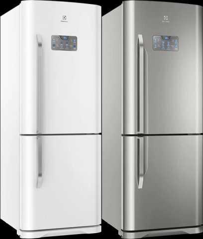 Manual de instruções da geladeira Electrolux 454 litros - DB53