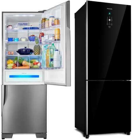Como limpar geladeira Panasonic - NR-BB71