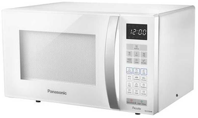 Como usar a função auto cozimento do Micro-ondas Panasonic NN-ST65L